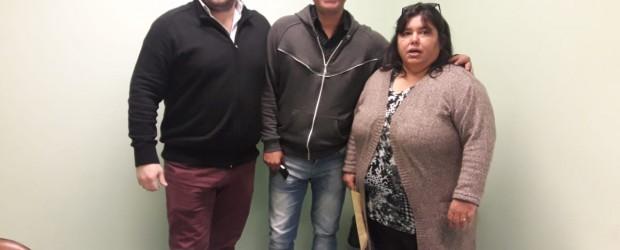 Miranda y Duarte habilitaron una oficina de trámites exclusivos para personas con discapacidades
