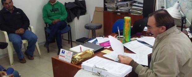 CONSCRIPTO BERNARDI: La gestión Boxler avanza e informa sobre el ritmo de las obras.
