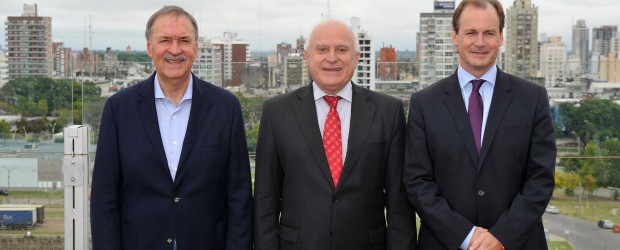 Bordet asumirá la presidencia de la Región Centro