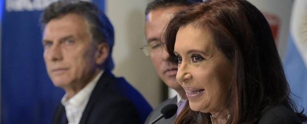 Encuesta: Cristina mejora su imagen y supera a Macri