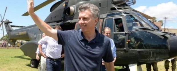 Polémico: Presidencia compra un helicóptero de 10 millones de dólares en medio del ajuste