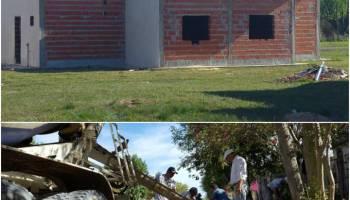 CONSCRIPTO BERNARDI: Ampliación de edificios y oficinas públicas
