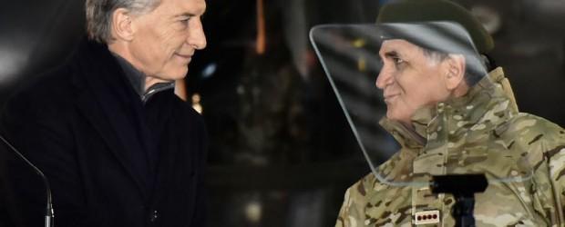 Argentina Militarizada: En Entre Ríos marcharán contra Macri