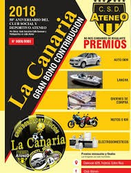 LA CANARIA: Comenzaron los sorteos de La Canaria 2018