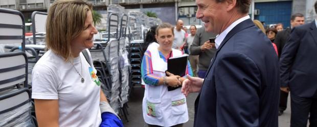 Más de 500 escuelas rurales recibirán mobiliario escolar