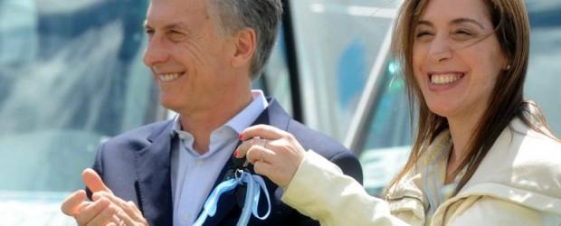 Vidal culpó a Macri por los aportes truchos
