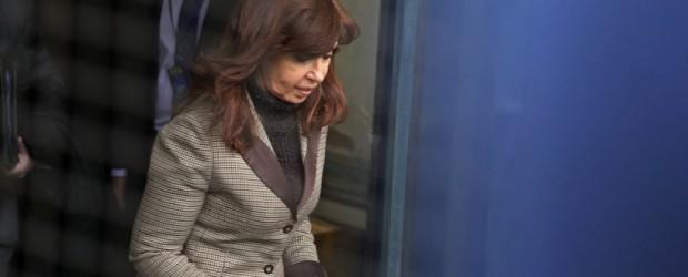 El Gobierno intimida a Cristina Kirchner: Policía Federal allanó el edificio donde vive