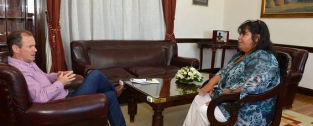 ANTICIPO: El Gobernador Gustavo Bordet estará en el departamento Federal este viernes 10