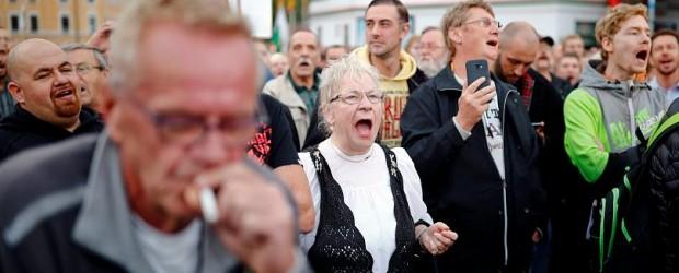 ALEMANIA: Chemnitz, viaje al epicentro de las protestas de la ultraderecha alemana