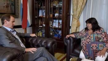 ESTE VIERNES: El Gobernador Gustavo Bordet llega al departamento Federal