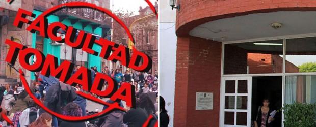 Ajuste de Cambiemos: Segunda toma de facultad en la UNER y UADER en alerta