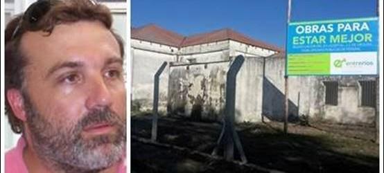 Gassmann brindó detalles sobre la refuncionalización del edificio del ex hospital Urquiza de Federal