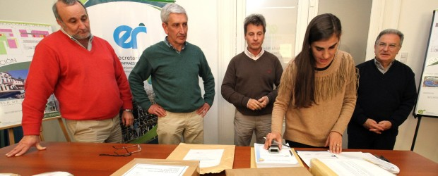 Se abrieron los sobres para la segunda etapa de la obra de red cloacal y filtro biológico de El Pingo