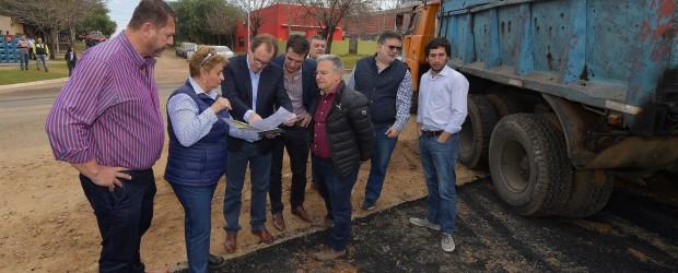 Bordet profundiza el orden en las cuentas públicas y el trabajo articulado con los municipios