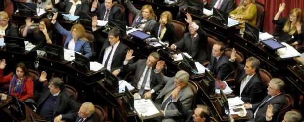 El Frente para la Victoria presentó un informe al Gobierno para defender 10 mil puestos de trabajo