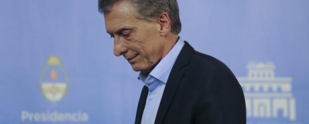 """Macri se sinceró: """"La inflación con la devaluación nos ha pegado"""""""