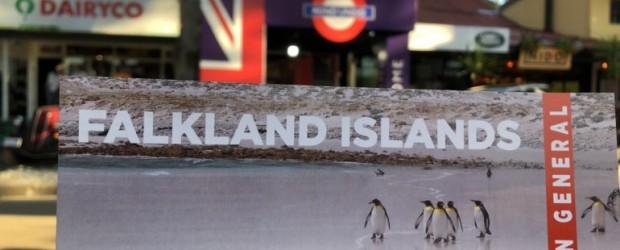 Una expo rural en Uruguay considera a Inglaterra como dueña de las Malvinas