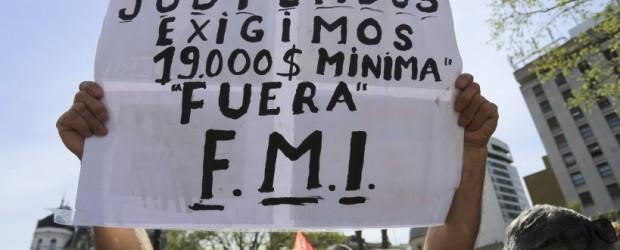 c de la CGT contra Mauricio Macri: el mapa de las protestas en la Ciudad