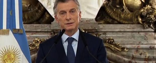 Ajuste de Cambiemos: Macri confirmó que vuelven las retenciones y reducción de Gabinete