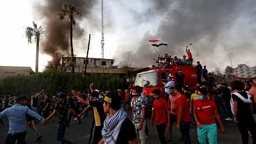 IRAK: Basora en pie de guerra contra la corrupción