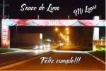 CENTENARIO: Feliz cumpleaños Sauce de Luna