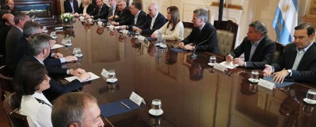 Presupuesto: Macri tuvo foto pero no acuerdo con gobernadores