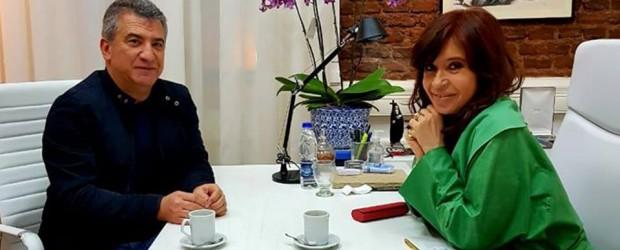 Urribarri se reunió con Cristina Kirchner