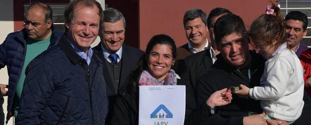 El gobierno provincial licita las primeras viviendas de madera con recursos propios