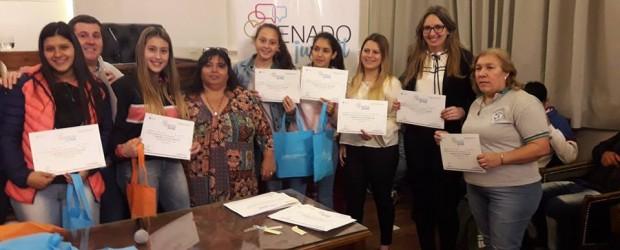 Etapa departamental: Alumnos de los Departamentos Federal e Islas presentaron sus proyectos