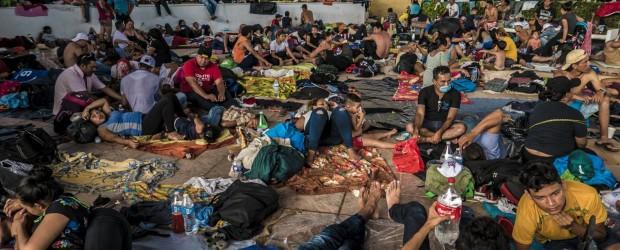 México ofrece trabajo a la caravana para frenar su paso a Estados Unidos