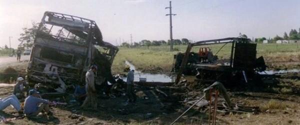 ¿Alguien se acuerda? Hoy hace 13 años del trágico accidente en Los Conquistadores