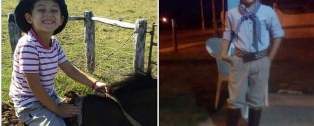 FATAL: Un niño falleció aplastado por un caballo en la colonia Federal