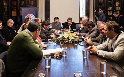 Reunión bicameral: Senadores y diputados acordaron los términos para la futura ley de comunas