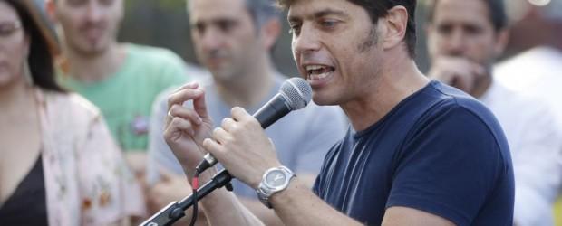 Kicillof presentará Unidad Ciudadana en Gualeguaychú