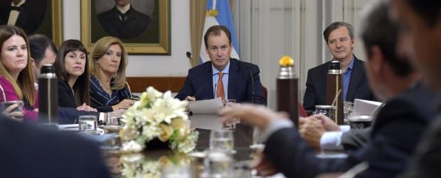 REUNIÓN DE GABINETE: La provincia prioriza los recursos para la continuidad de obras fundamentales