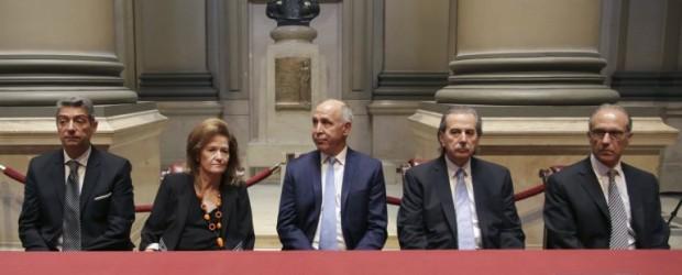 """Internas en la Corte Suprema: la """"mayoría peronista"""" que deja solo a Rosenkrantz"""