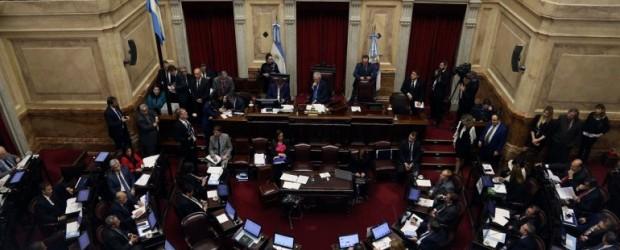 El Senado vota hoy el Presupuesto 2019 y se espera su aprobación