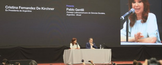 """Repercusiones de la """"contracumbre"""" del G20: Unidad, paro y candidaturas para el 2019"""