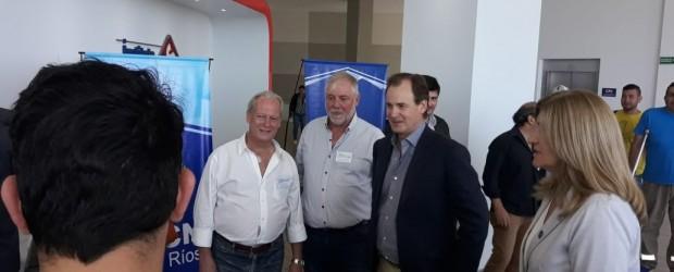 UPCN renueva conducción ante 600 delegados presentes en el Centro de Convenciones: Gran espaldarazo de Bordet y Romero a Allende y UPCN