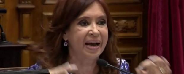 """CFK: """"No tenemos autoridad moral para decirle a la gente que tiene que sacrificarse"""""""