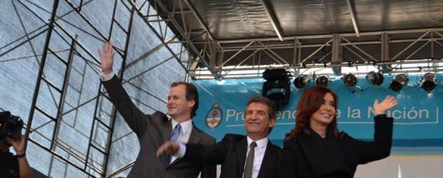 Urribarri desmiente a Clarín por cumbre secreta con CFK y Bordet