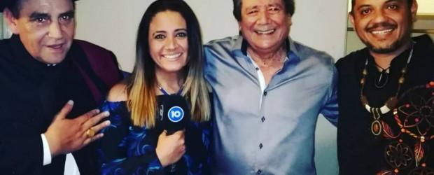 Polémica con el Chaqueño Palavecino por un comentario sexista a una periodista al aire
