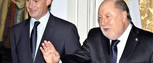 Busti apoya la reelección de Bordet pero advierte sobre la desorganización interna del PJ