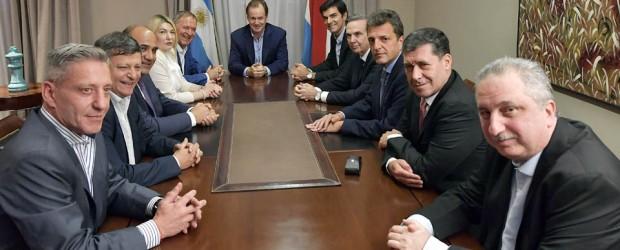 Elecciones 2019: Con Bordet de anfitrión el PJ Federal ratificó que no excluye a CFK