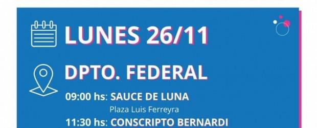 POR GESTIONES DE LA SENADORA MIRANDA: Comienza la distribución de solicitudes de beca secundaria 2019
