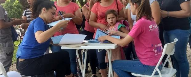 DEPARTAMENTO FEDERAL: El Inaubepro distribuyó mas de 300 formularios nuevos para becas secundarias
