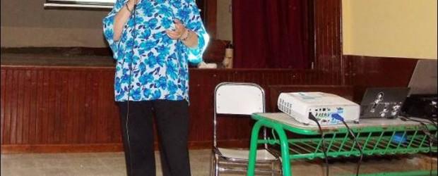 GESTIÓN MIRANDA: Capacitan para auxiliares domiciliarios de adultos mayores