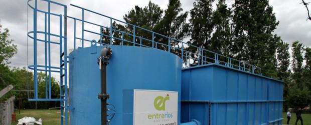 Se realizan con éxito las pruebas de funcionamiento de la nueva planta de agua de Villa Urquiza