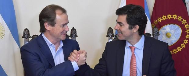 """Bordet y Urtubey impulsan """"un verdadero gobierno de unidad nacional"""""""