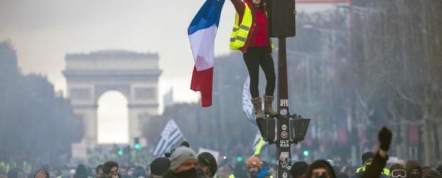 Francia y sus revueltas: Los pobres tomaron las calles de Francia para quejarse